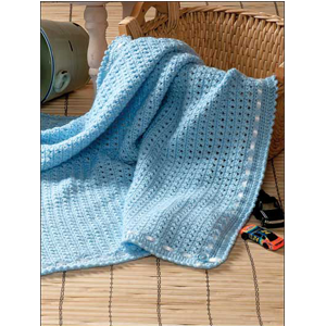 But Its Free - FREE TUTORIAL DOWNLOAD of Boy Wrapper Crochet Baby Afghan Pattern