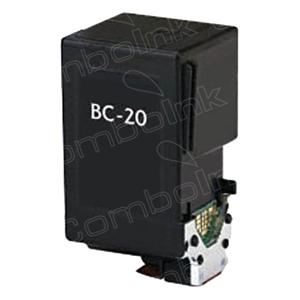 But Its Free - Replacement for Canon BC-20 Black Inkjet Cartridge
