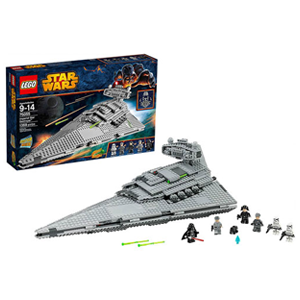 But Its Free - LEGO Star Wars 75055 Imperial Star Destroyer