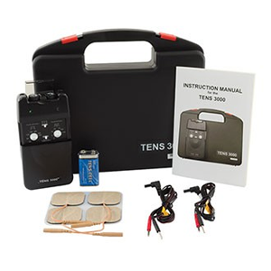 But Its Free - TENS 3000 3-mode with Timer Tens Unit