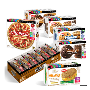 But Its Free - Free VitaPizza Pick Your Own Bundle Pack And get a FREE box of new & improved VitaPizza