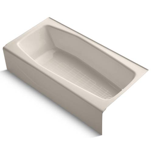 But Its Free - Kohler K-716 Villager and Trade Bath Drain at Right