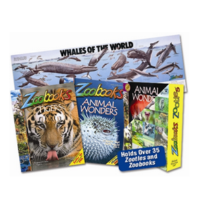 But Its Free - Zoobooks Adventures Club + FREE Zookeeper & Poster