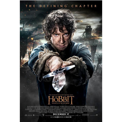 But Its Free - The Hobbit: The Battle of the Five Armies