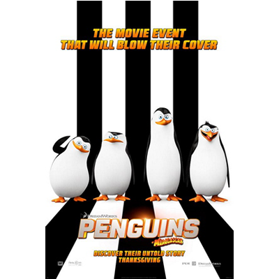 But Its Free - PENGUINS OF MADAGASCAR