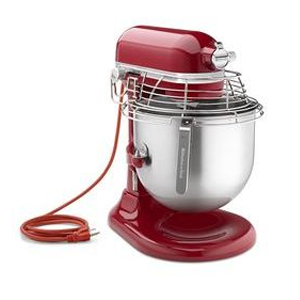 But Its Free - NSF Certified® Commercial Series 8-Qt Bowl Lift Stand Mixer with Stainless Steel Bowl Guard
