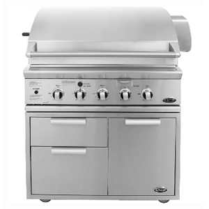 But Its Free - DCS 36 Inch Propane Gas Grill BGB36BQARL On Cart