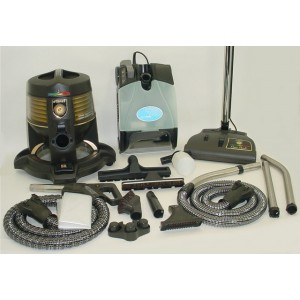 But Its Free - E series HEPA E2 Rainbow Canister Pet Vacuum Cleaner LOADED with aquamate 3 and Warranty