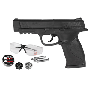 But Its Free - Smith & Wesson M&P 45 CO2 Pistol Kit