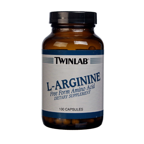 But Its Free - Twinlab L-Arginine 500 mg