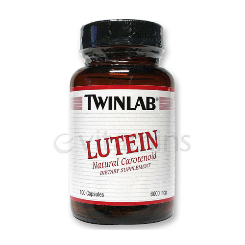 But Its Free - Twinlab Lutein