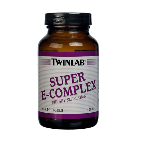 But Its Free - Twinlab Super E-Complex 400 IU