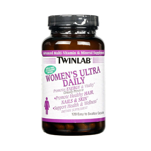 But Its Free - Twinlab Woman's Ultra Daily