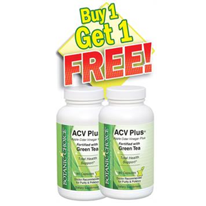 But Its Free - Advanced Apple Cider Vinegar Plus™ with Green Tea