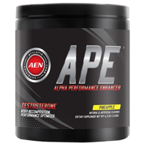 But Its Free - Athletic Edge Nutrition APE Powder, 20 Servings