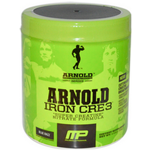 But Its Free - Arnold Schwarzenegger Series Iron CRE3, 30 Servings