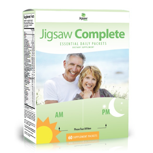But Its Free - Jigsaw Complete - Essential Daily Packets