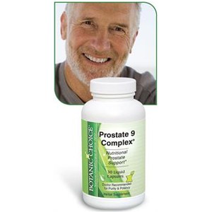 But Its Free - Prostate 9 Complex®