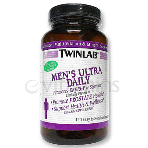 But Its Free - Twinlab Men's Ultra Daily