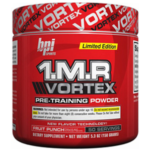 But Its Free - BPI Sports 1.M.R. Vortex, 50 Servings