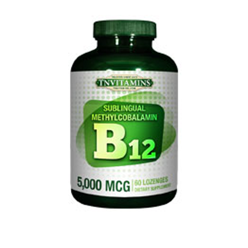 But Its Free - Sublingual Vitamin B-12 Methylcobalamin 5000 Mcg