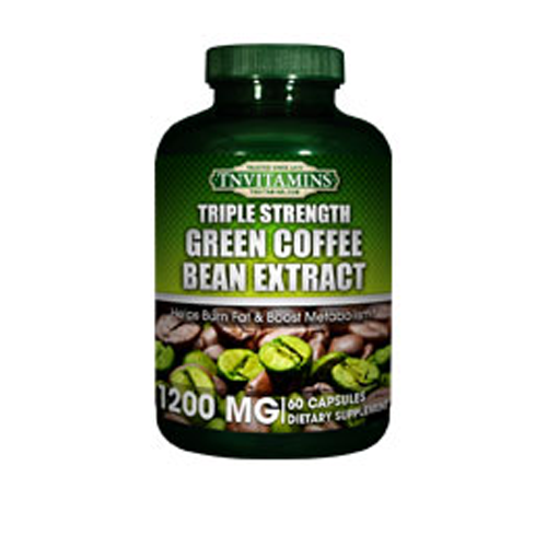 But Its Free - Green Coffee Bean Extract 1200 Mg Triple Strength.
