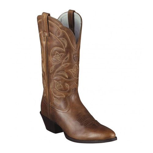 But Its Free - 10001015 Ariat Women's Heritage Western Boots - Russet Rebel