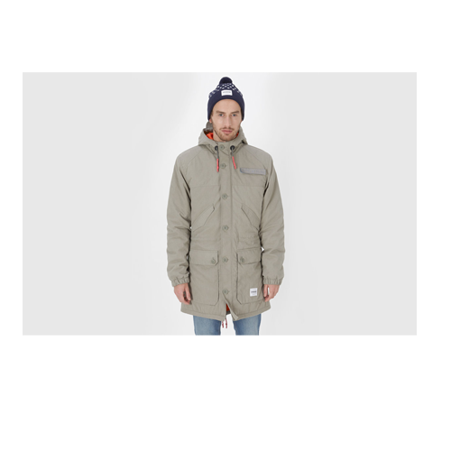 But Its Free -  Men's Claymoore Jacket (Olive) BY Supremebeing