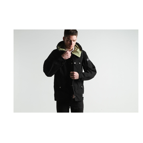 But Its Free -  Men's Heckler Jacket (Black) BY Supremebeing