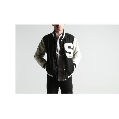 But Its Free -  Men's Mace Jacket (Black) BY Supremebeing