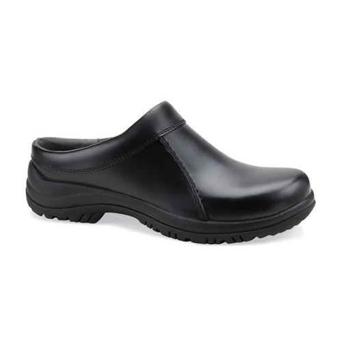 But Its Free - Dansko Wil Leather Clog Black (8700-0202)