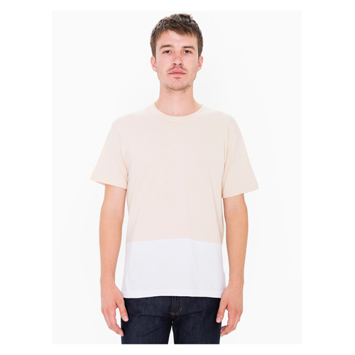 But Its Free - 2-Tone Blocked Tee