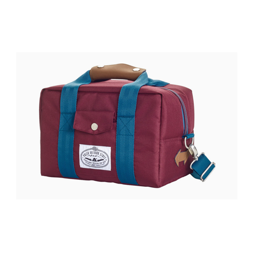 But Its Free -  Camera Cooler (Burgundy) BY Poler Stuff
