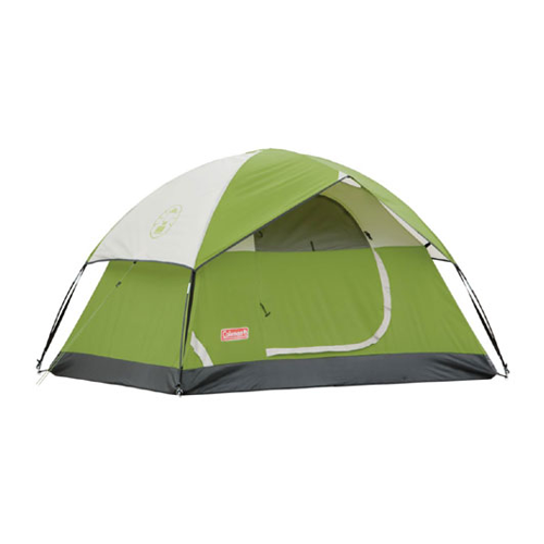 But Its Free - Coleman Sundome 2 - 7 x 5 ft., Two-Person Tent