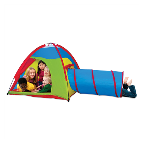 But Its Free - Giga Tent Adventure Dome & Tunnel for Children