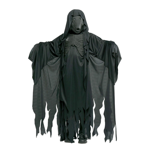 But Its Free - SCARY DEMENTOR KIDS HARRY POTTER COSTUME