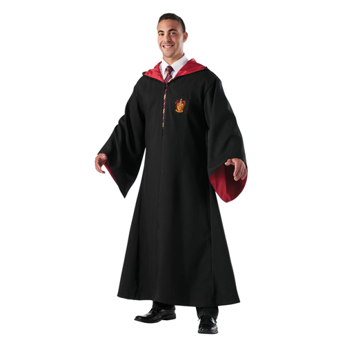 But Its Free - ADULT REPLICA GRYFFINDOR ROBE COSTUME