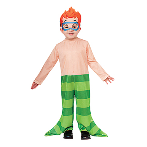 But Its Free - Bubble Guppies Nonny Costume