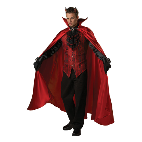 But Its Free - HANDSOME DEVIL ADULT COSTUME