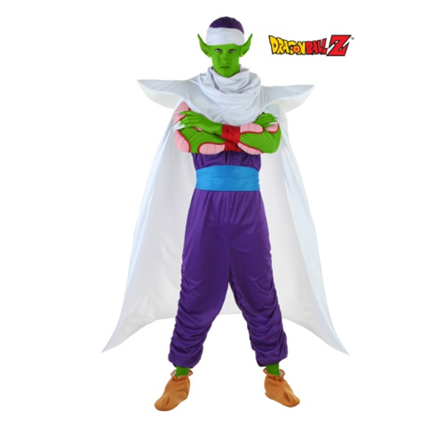 But Its Free - DBZ ADULT PICCOLO COSTUME