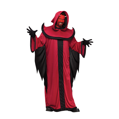 But Its Free - PRINCE OF DARKNESS ADULT COSTUME