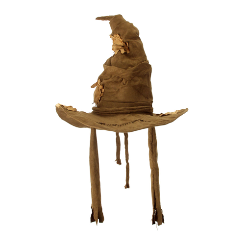But Its Free - HARRY POTTER COSTUME SORTING HAT