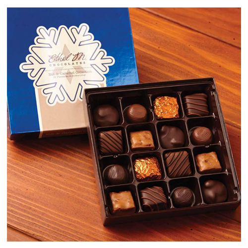 But Its Free - Holiday Nut & Caramel Collection