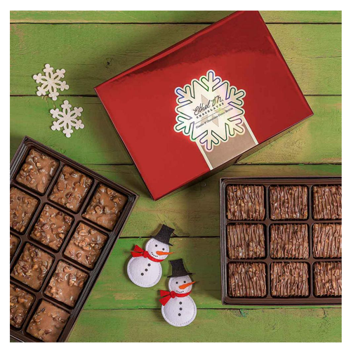 But Its Free - Holiday Classic and Chocolate Pecan Brittle