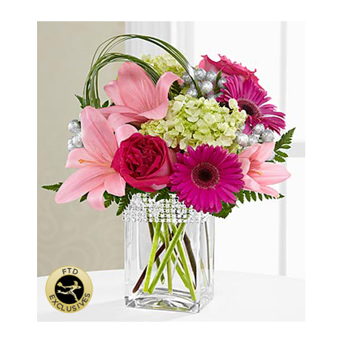 But Its Free - FTD Blooming Bliss Bouquet