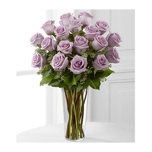 But Its Free - Lavender Rose Bouquet by FTD