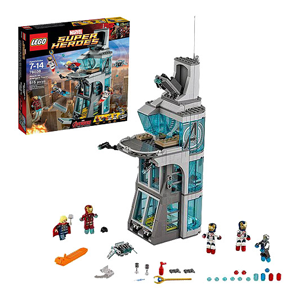 But Its Free - LEGO Marvel Avengers 76038 Attack on Avengers Tower