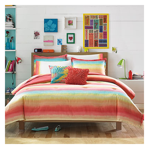 But Its Free - Teen Vogue Electric Beach Comforter Set