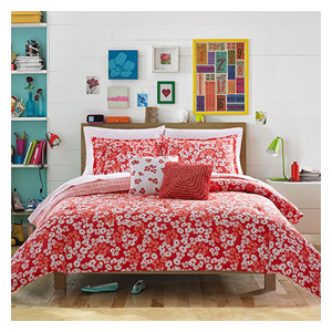 But Its Free - Teen Vogue Daisies Comforter Set