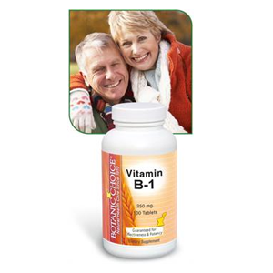 But Its Free - Vitamin B-1 (Thiamin) 250 mg.